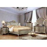 Siloam Queen 4 Piece Bedroom Set by Astoria Grand