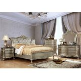 Siloam Queen Standard 5 Piece Bedroom Set by Astoria Grand