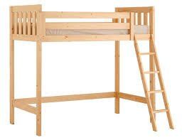 Cheshire High Sleeper Bed By Just Kids