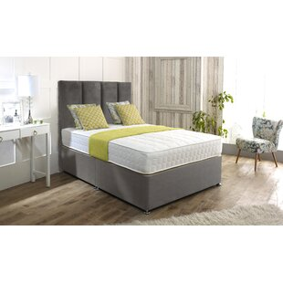 Dunwell Upholstered Divan Bed And Headboard By 17 Stories
