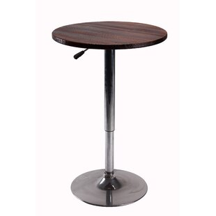 Height Adjustable Pub Table