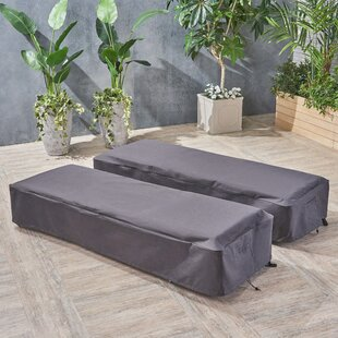 Symple Stuff Water Resistant Patio Chaise..