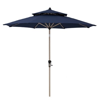 Prussia 9 Market Sunbrella Umbrella by Latitude Run 2020 Coupon