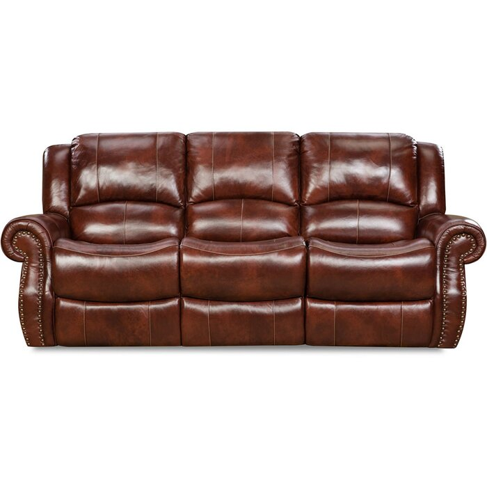 Fabulous Additri Leather Reclining Sofa Evergreenethics Interior Chair Design Evergreenethicsorg