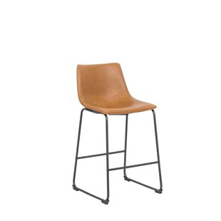 Milana 25.5 Bar Stool (Set of 2) Williston Forge