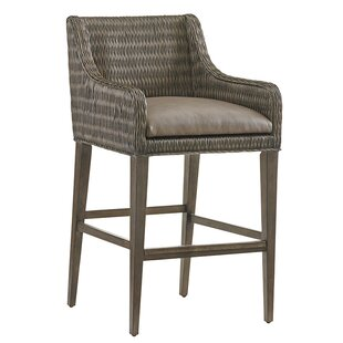 Cypress Point 30.25 Bar Stool by Tommy Bahama Home