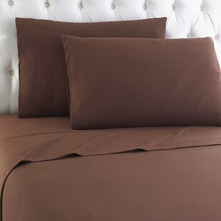 Langport Solid Flannel Sheet Set
