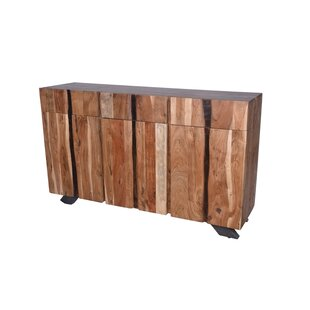 Wetzel 3 Drawer Sideboard Union Rustic
