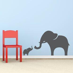 Baby Elephant Wall Decals | Wayfair