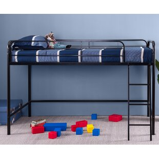 Barlow Quick Lock Twin Loft Bed by Harriet Bee