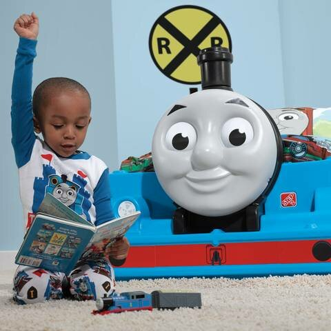 Charmant Thomas The Tank Engine™ Toddler Bed