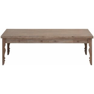 Frisbee Coffee Table By Union Rustic