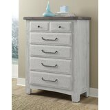 Giovanna 5 Drawer Chest by Highland Dunes