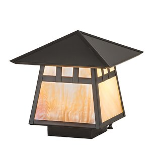 Loon Peak Wysocki 1-Light Deck Light