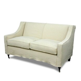Shop Lily Loveseat by Moss Studio