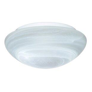 Besa Lighting 2-Light Marb..