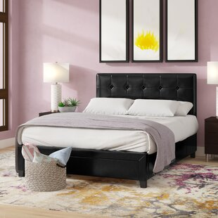 Affordable Laidley Upholstered Storage Platform Bed by Brayden Studio Reviews (2019) & Buyer's Guide