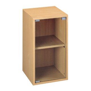 2 Tier Vertical Accent Cabinet by Organize It All SKU:ED658653 Description