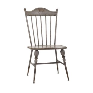 Petrus Sturdy Metal Dining Chair August Grove