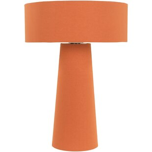 Modern orange table lamps allmodern save to idea board mozeypictures Image collections