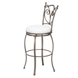 Raleigh Swivel Bar Stool by Fashion Bed Group