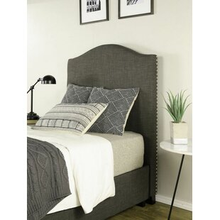 Ariane Twin Upholstered Storage Panel Bed by DarHome Co Best
