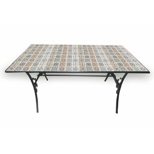 Rodi Mosaic Bistro Table By Galileo