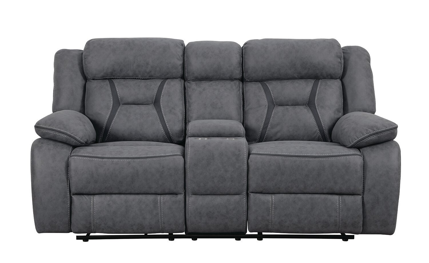 Outstanding Tien Reclining Motion Loveseat With Console Gamerscity Chair Design For Home Gamerscityorg