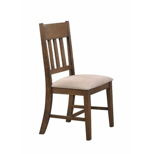 Seymour Dining Chair (Set of 2) Loon Peak