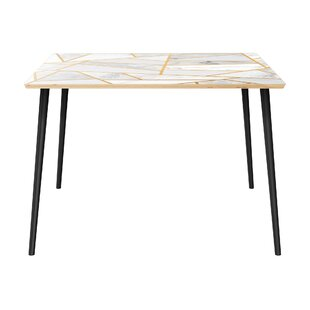 Gumbs Dining Table by Wrought Studio Great price