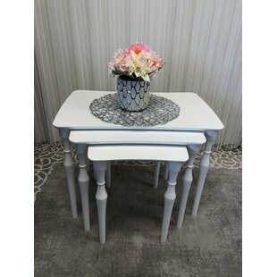 Vanarsdale 3 Piece Nesting Tables By House Of Hampton