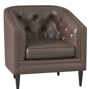 Bedford Barrel Chair by Wayfair Custom Upholstery™