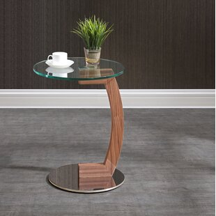 Online Reviews Denna End Table by Orren Ellis