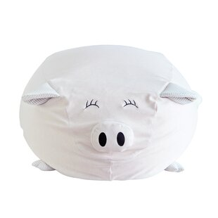 Pigster the Pig Kids Bean Bag Chair