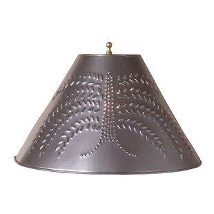 Willow Tree 15 Metal Empire Lamp Shade