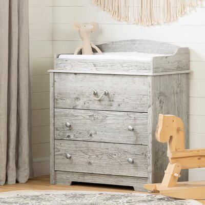Aviron Changing Table Dresser