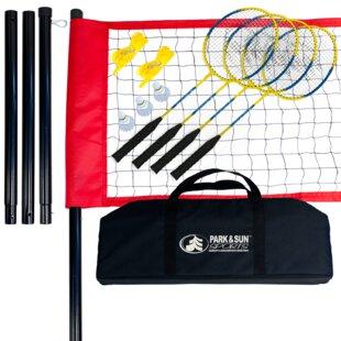 Park & Sun Badminton Sport..