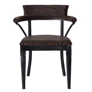 Botts Upholstered Dining Chair by Willist..