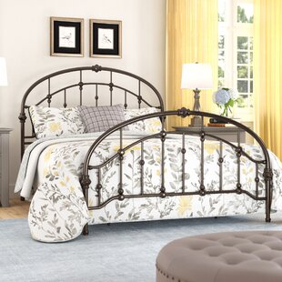 Homestead Queen Panel Bed by Alcott Hill