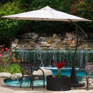 Home Loft Concepts 10' Cantilever Umbrella