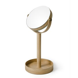 Close-Up Magnifying Mirror by Wireworks