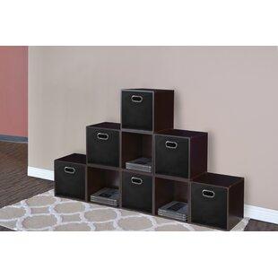 Cube Unit Bookcase Rebrilliant
