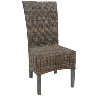 Ortakoy Parsons Patio Dining Chair