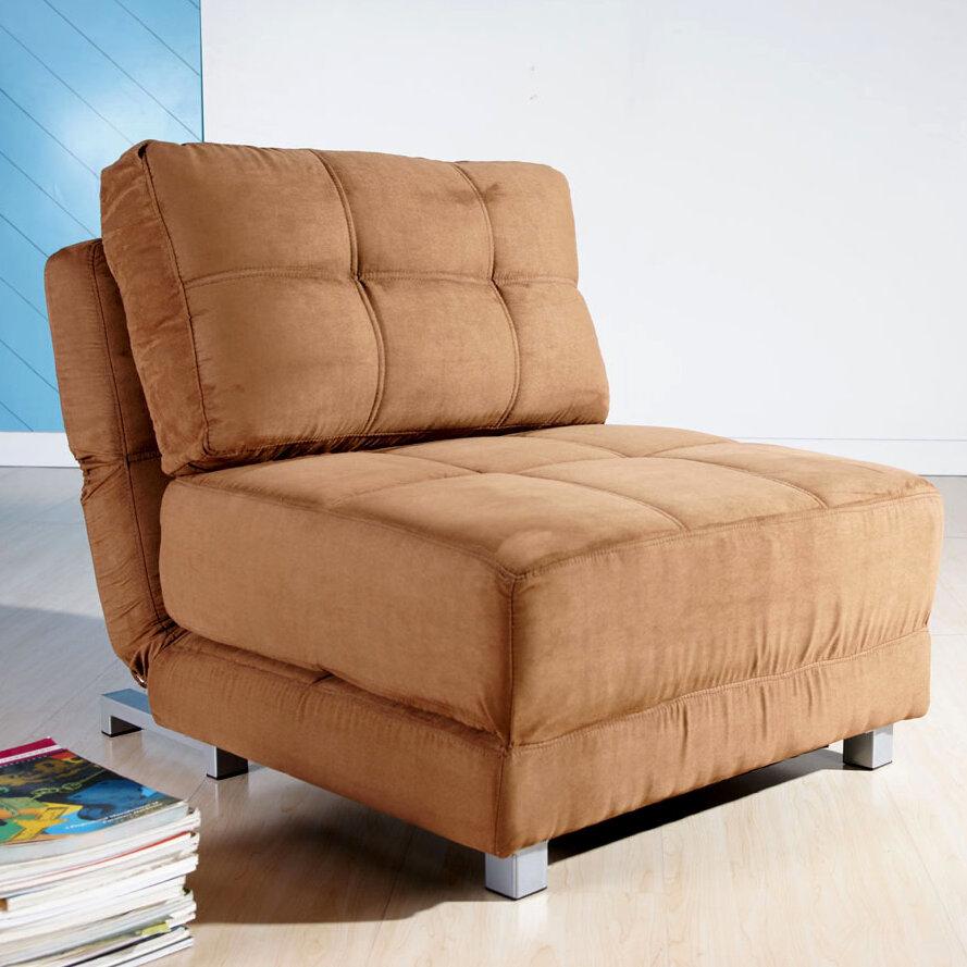 Ebern Designs Hersey Convertible Chair Reviews Wayfair