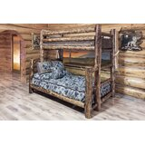 Tustin Twin over Full Bunk Bed by Loon Peak®