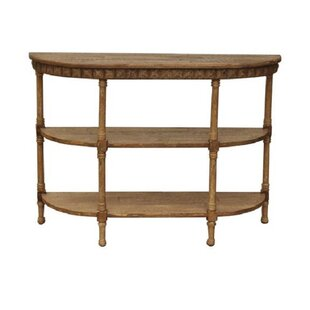 Wood Console Table by Teton Home