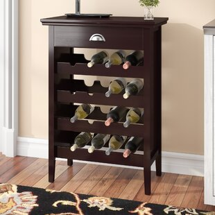 Jonnie 16 Bottle Wine Bar by Darby Home Co