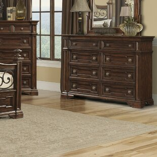 Klaussner Furniture Harris 8 Drawer Double D..