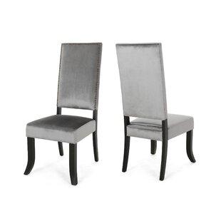 House of Hampton Callihan Upholstered Dining Chair (Set of 2)
