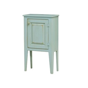 Miyoshi 1 Door Accent Cabinet by August Grove